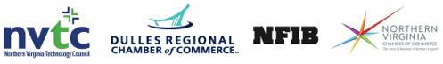 Member & Marketing Partners: NVTC, Dulles Regional Chamber, NFIB, Northern Virginia Chamber of Commerce
